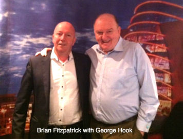 Brian Fitzpatrick Oriel Sea Salt with George Hook on Newstalk